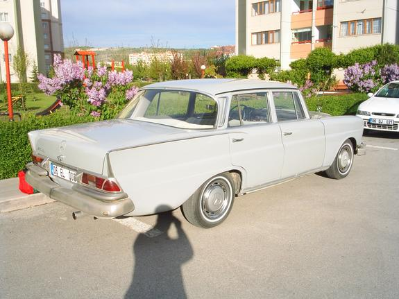 Another mamatiburak 1964 Mercedes-Benz S-Class post... - 6141026