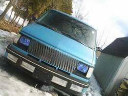 Btchinj 1993 GMC Safari Passenger