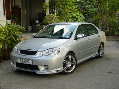 ohm144 2001 toyota corolla specs photos modification. Black Bedroom Furniture Sets. Home Design Ideas