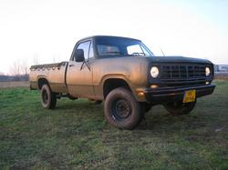 ZoppoZs 1976 Dodge W-Series Pickup