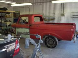 rogers61s 1961 Ford F150 Regular Cab