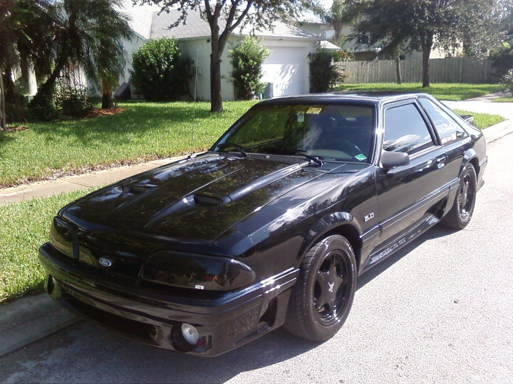beast11187 1991 ford mustanggt hatchback 2d specs photos modification info at cardomain. Black Bedroom Furniture Sets. Home Design Ideas