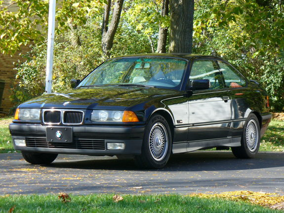 LHerbert 1994 BMW 3 Series
