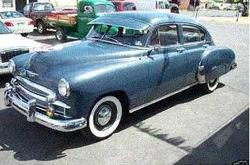 trickylolo 1950 Chevrolet Master Deluxe
