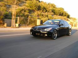UCLABMWs 2005 BMW 5 Series