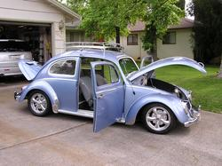 Chippers63s 1963 Volkswagen Beetle