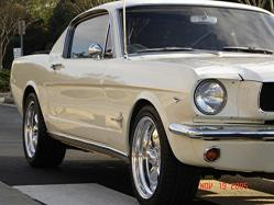 ga289fstbks 1965 Ford Mustang