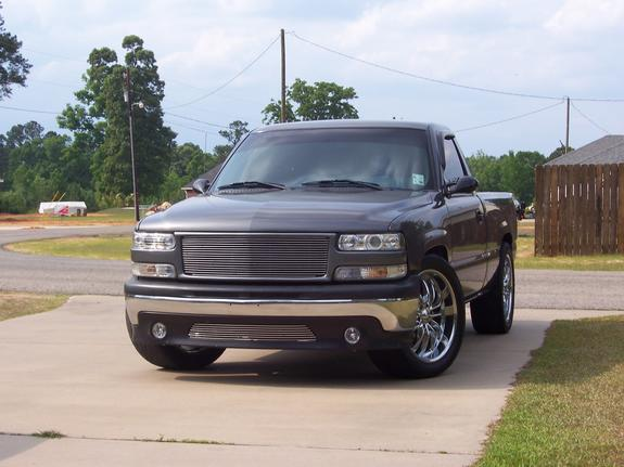bigpoppa113 2001 chevrolet silverado 1500 regular cab. Black Bedroom Furniture Sets. Home Design Ideas