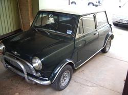 Minster 1969 MINI Cooper