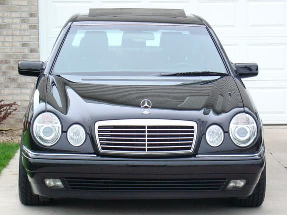 W210fanatic 1997 mercedes benz e class specs photos for 1997 mercedes benz e class