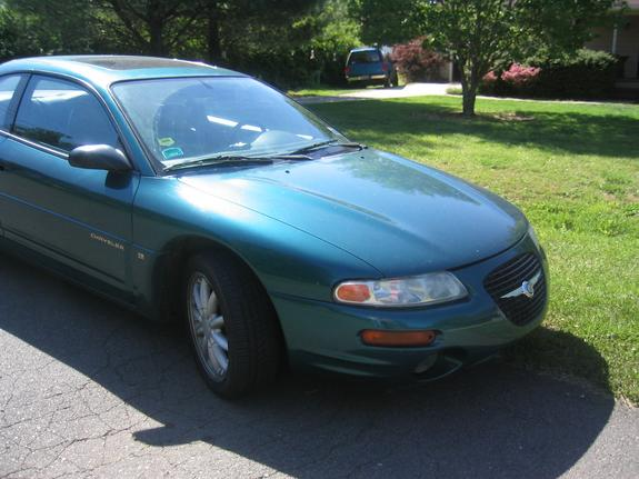 pimpinsebring 39 s 1997 chrysler sebring in clemmons nc. Cars Review. Best American Auto & Cars Review
