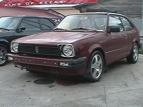 1980 honda civic view all 1980 honda civic at cardomain. Black Bedroom Furniture Sets. Home Design Ideas