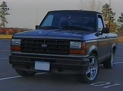 9230183 1992 Ford Ranger Regular Cab