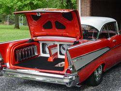 39508s 1957 Chevrolet Bel Air