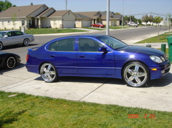 StpItUPs 1999 Lexus GS