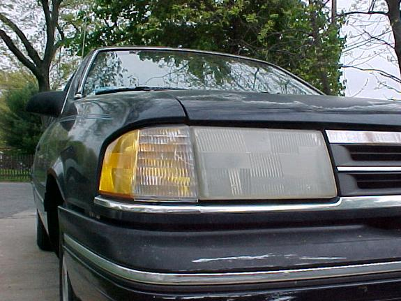 Another stained 1990 Ford Tempo post... - 6172813