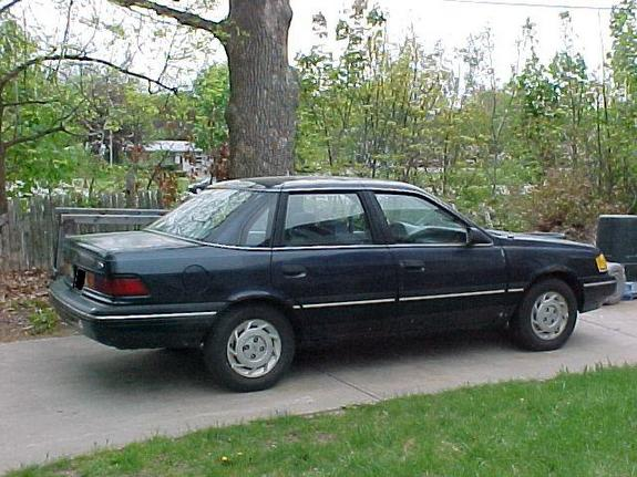 Another stained 1990 Ford Tempo post... - 6172814