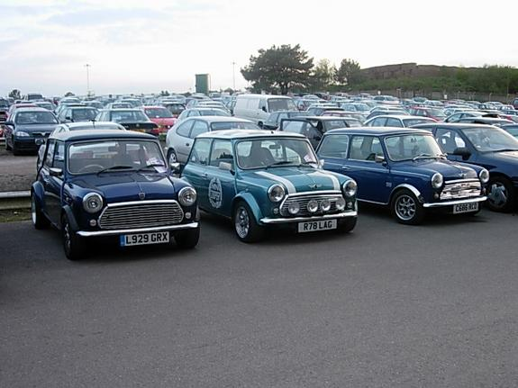 Another Rich1275 1993 MINI Cooper post... - 6174597