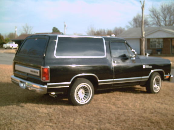ramcharger89 1989 dodge ramcharger specs photos modification info at cardomain. Black Bedroom Furniture Sets. Home Design Ideas