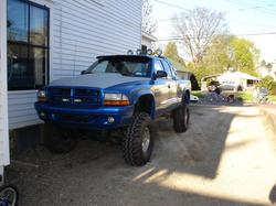 dakota97t 1997 Dodge Dakota Regular Cab & Chassis