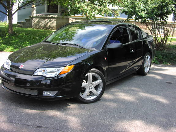 Momoion 2003 Saturn Ion Specs Photos Modification Info At Cardomain