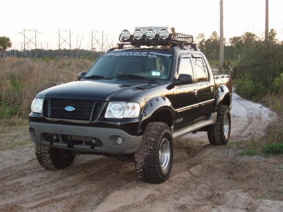 2002 ford explorer sport trac body lift kit. Black Bedroom Furniture Sets. Home Design Ideas