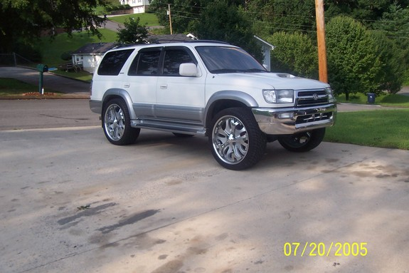 runneron24s 1998 toyota 4runner specs photos. Black Bedroom Furniture Sets. Home Design Ideas