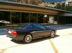 NaelV12s 1992 BMW 8 Series