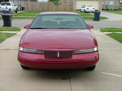 sho89mtx 1995 Lincoln Mark VIII