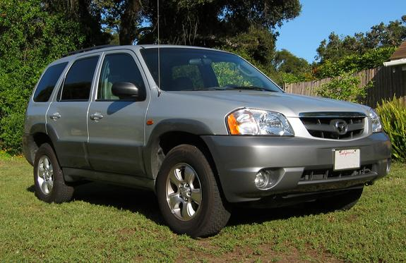 Lazymix 2001 Mazda Tribute Specs Photos Modification