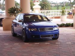 thewindtalker05s 2005 Audi S4