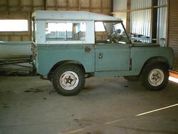 63SWBs 1963 Land Rover Defender 90