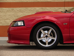 2Crunk 2002 Ford Mustang