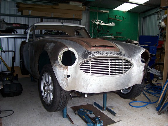 Another healey123 1960 Austin-Healey 3000 post... - 6190325