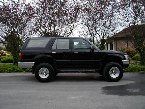 Art66912 1994 Toyota 4runner Specs Photos Modification Info At Cardomain