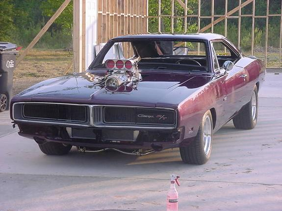 jlhight540's 1969 Dodge Charger