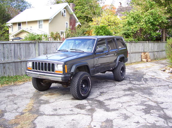 jeepguy1988 1990 jeep cherokee specs photos modification info at cardomain. Black Bedroom Furniture Sets. Home Design Ideas