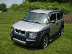 my05ex 2005 Honda Element