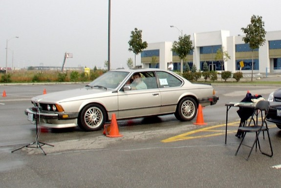 chevale 1986 BMW 6 Series 6195533
