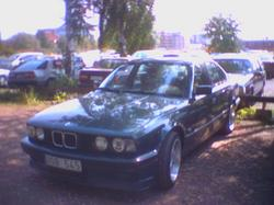 perepels 1993 BMW 5 Series