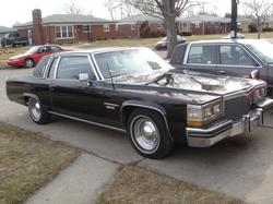 The83CoupeD 1983 Cadillac DeVille