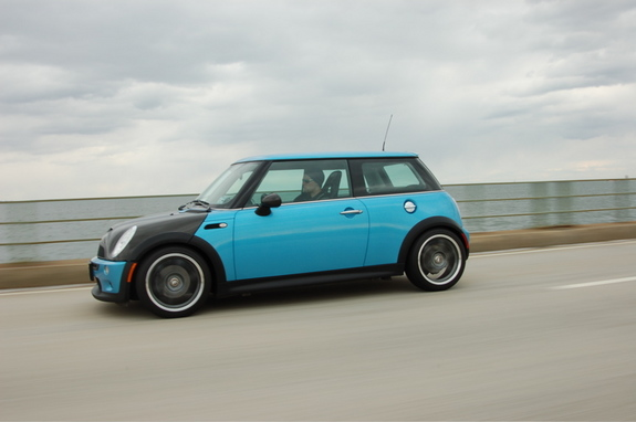 FastBandit's 2004 MINI Cooper