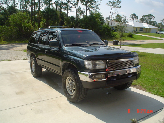 964runner 1996 Toyota 4Runner 6202061