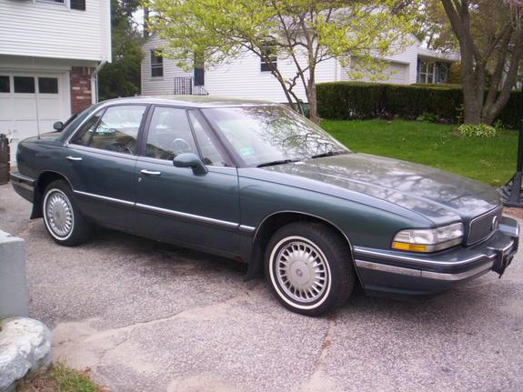 Large on 1992 Buick Lesabre