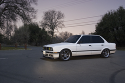 BMWJNKYs 1989 BMW 3 Series