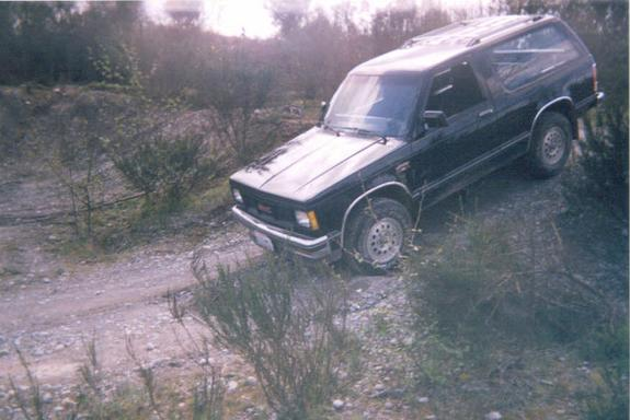 black85gmc 1985 GMC Jimmy