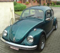 72RSbugs 1972 Volkswagen Beetle
