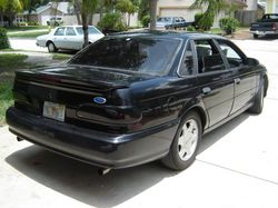 Seans93SHOs 1993 Ford Taurus