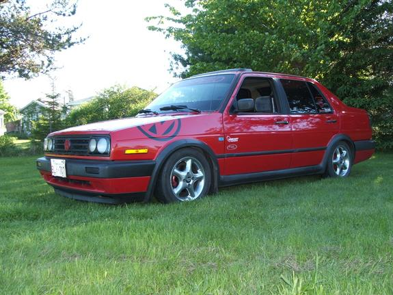 Another tpauldoiron 1992 Volkswagen Jetta post... - 6208312