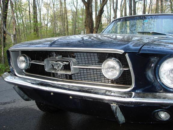 1967GT's 1967 Ford Mustang